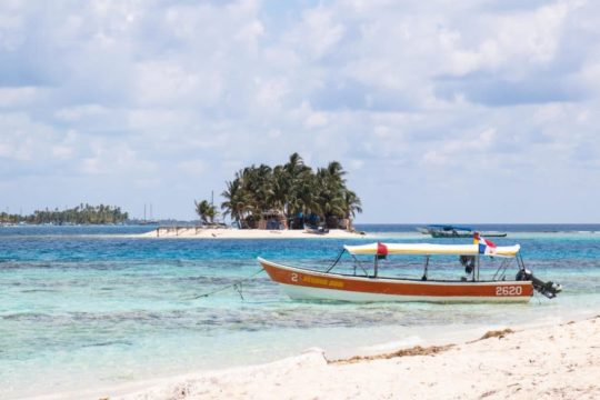 les îles san blas Panama