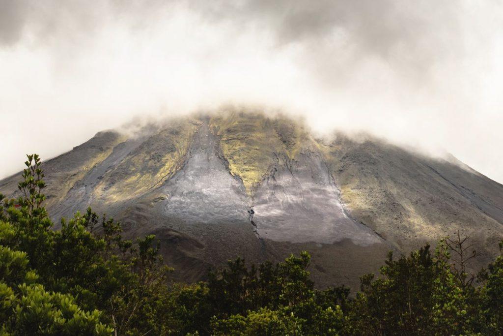 Flancs volcan Arenal
