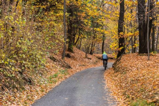Voyager à vélo pour perdre du poids