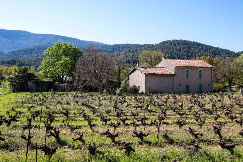 Provence - arrière pays