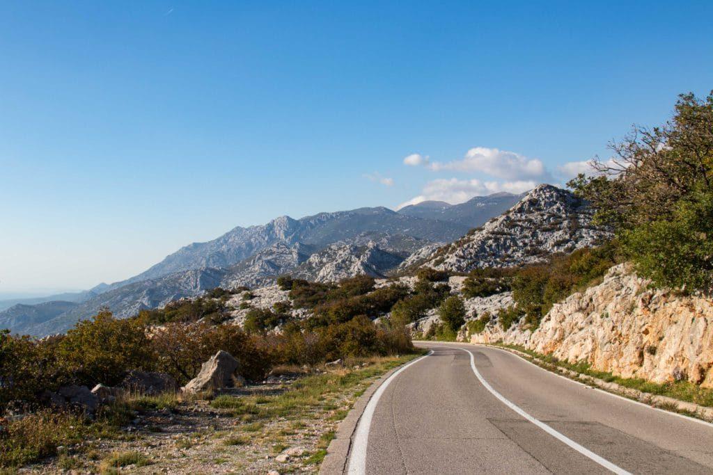 Croatie à vélo