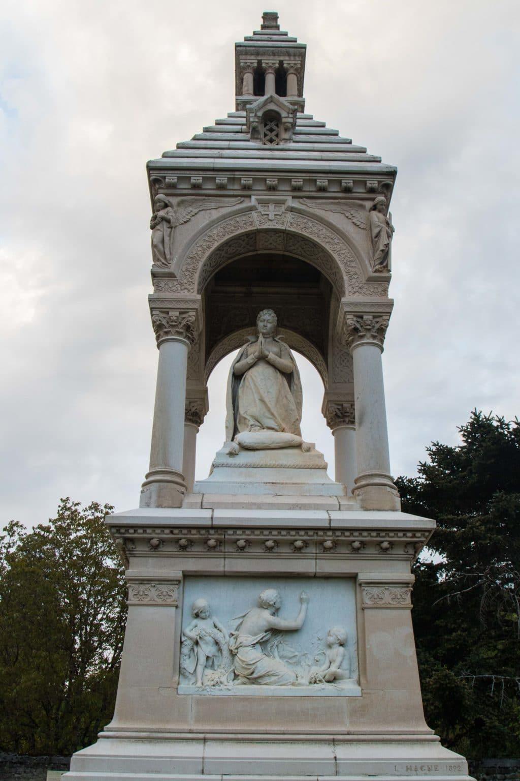 Marie Talabot - Saint-Geniez d'Olt