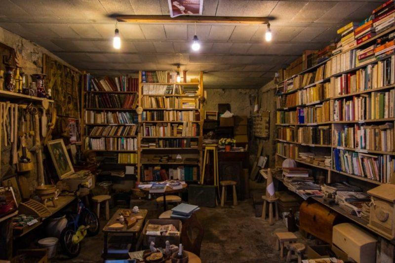 Librairie Ste-Eulalie-d'Olt Aveyron