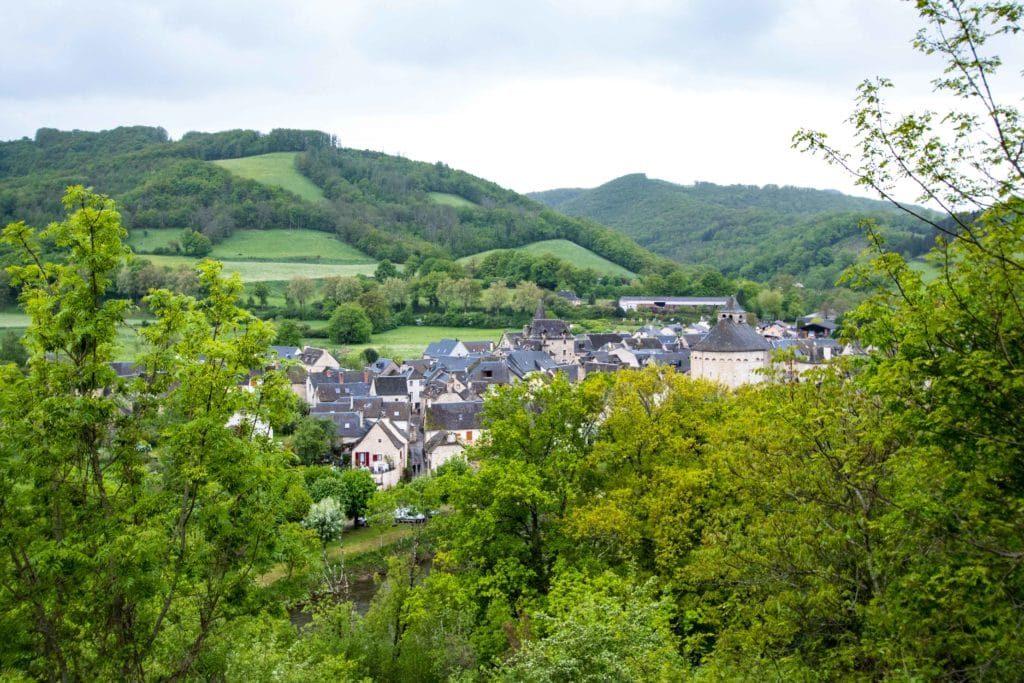 Ste-Eulalie-d'Olt Aveyron