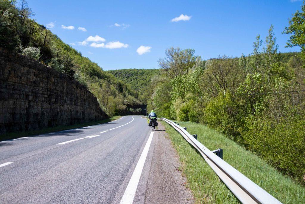 Vélo en Aveyron