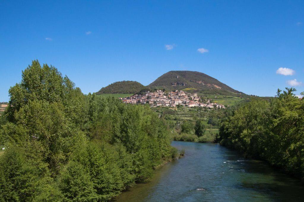 village Aveyron