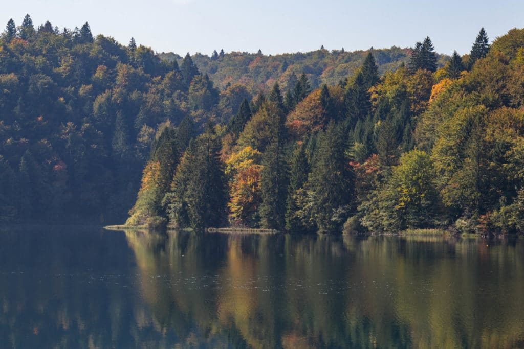 lac Plitivice