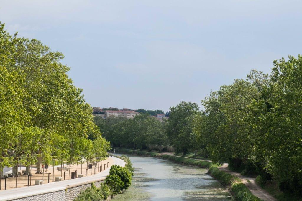 Béziers - Canal du Midi