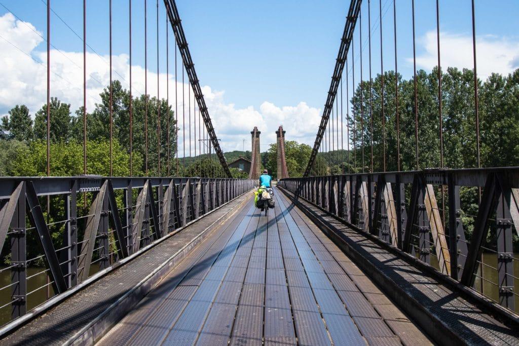 La Vallée du Lot à vélo, un chouette itinéraire cyclable