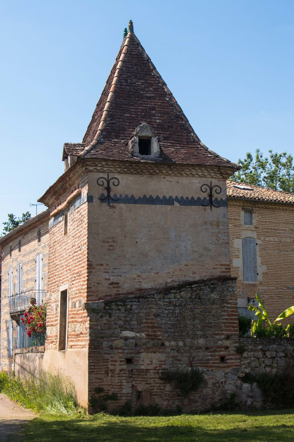 pigeonnier - vallée du Lot