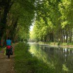 Kilomètres par jour - voyage à vélo