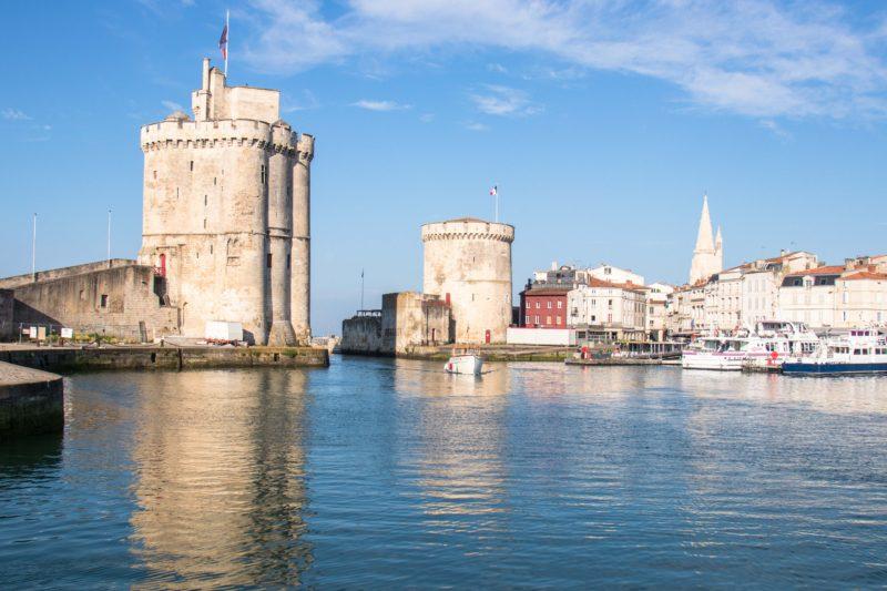La Rochelle - Charente Maritime - Vélodyssée