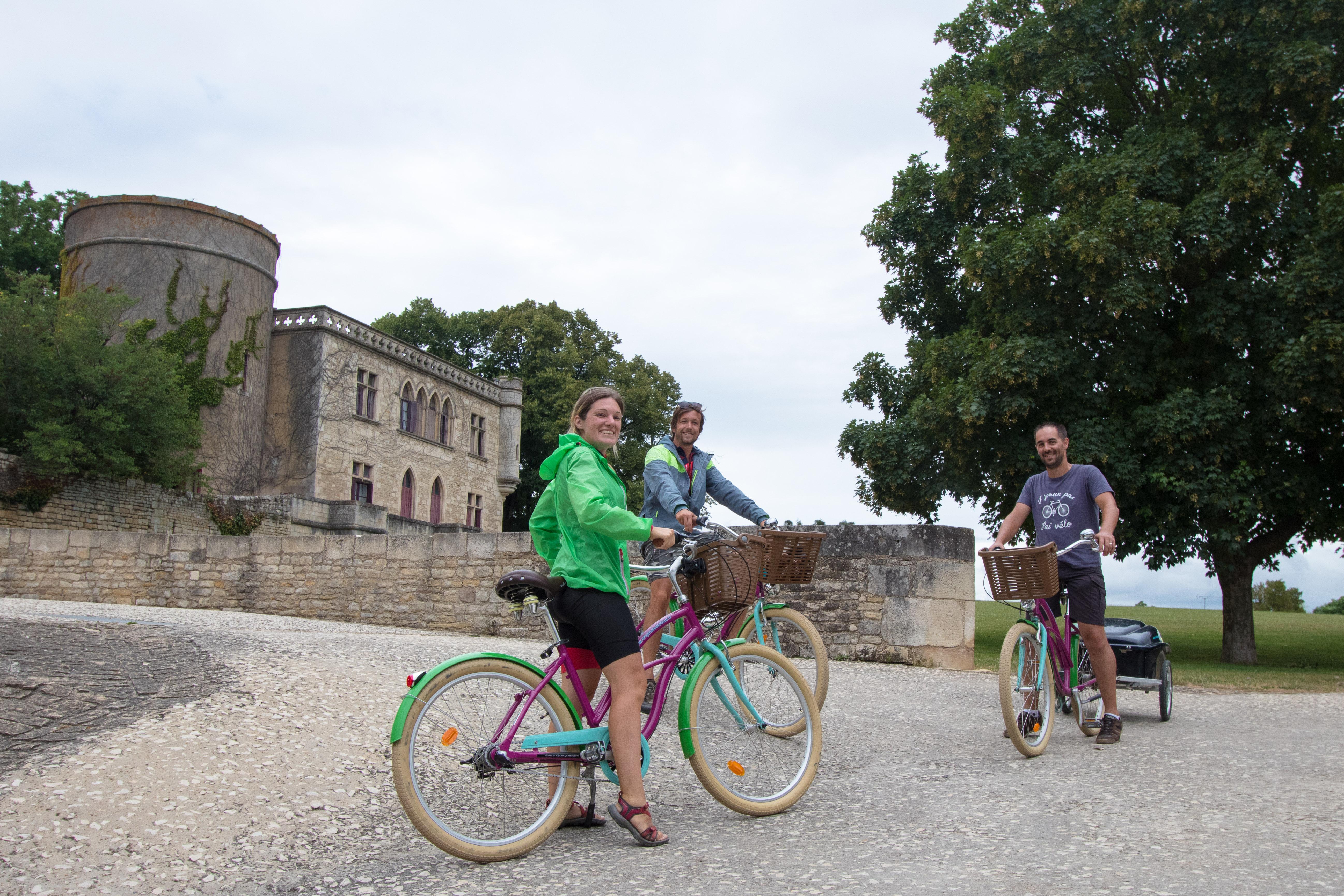 Le marais poitevin à vélo