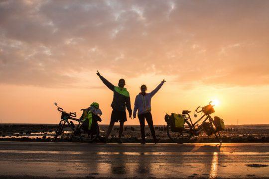La Vélodyssée - Un Monde à Vélo