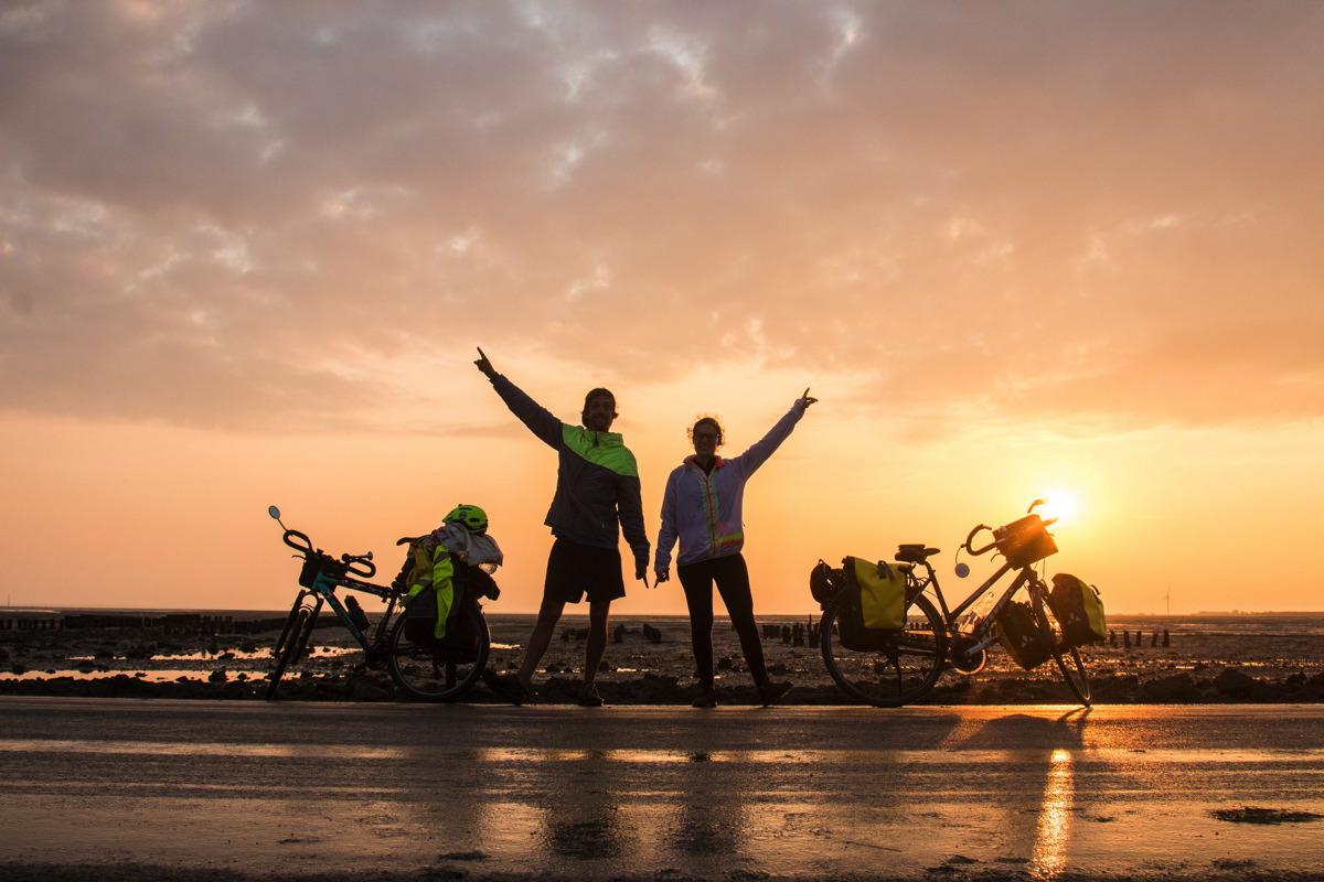 La Vélodyssée de Hendaye à Roscoff : 1200 km le long de l'Atlantique