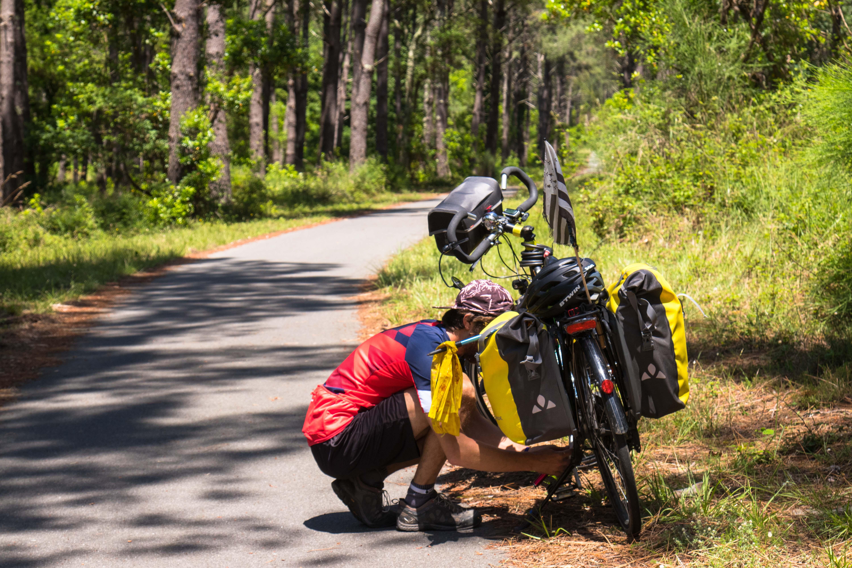 Les petits inconvénients du voyage à vélo : oui oui, il y en a !
