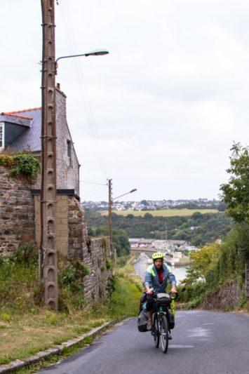 Montée Saint Brieuc Tour de Manche