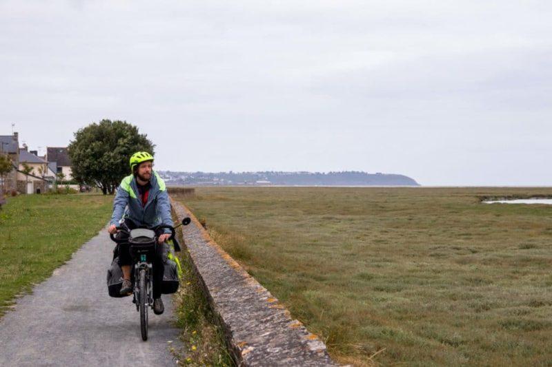 baie de Saint-Brieuc Tour de Manche