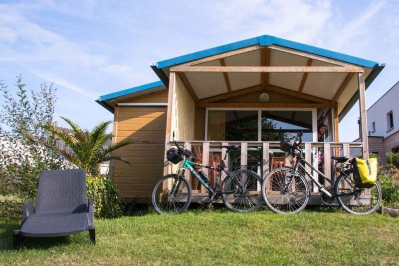 Camping Vélomaritime - Pléneuf Val André