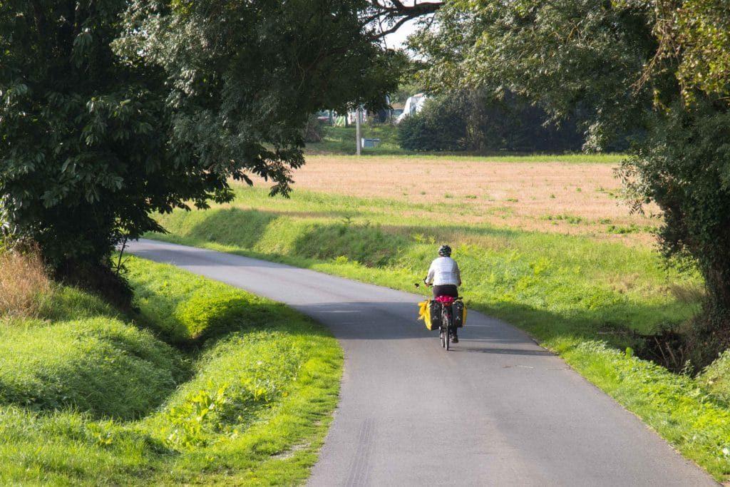Voyager à vélo en France - Cyclotourisme