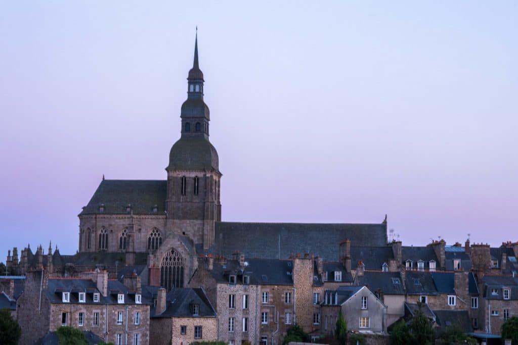 Dinan cathédrale