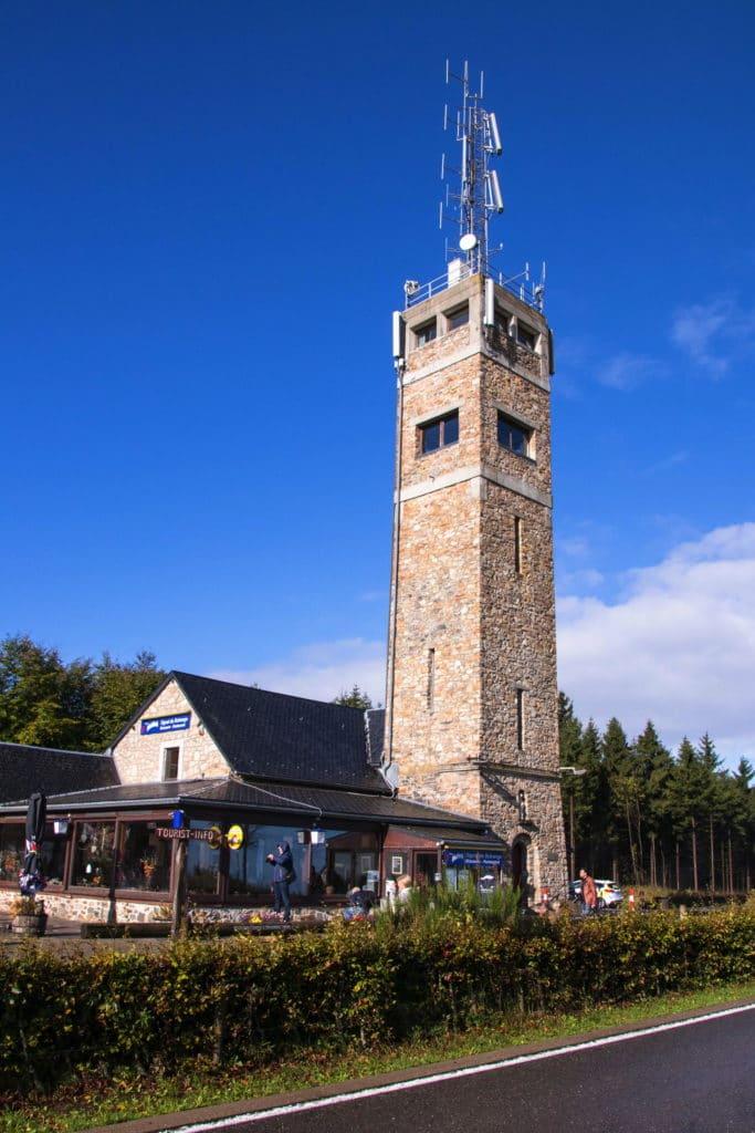 Signal de Botrange - Wallonie