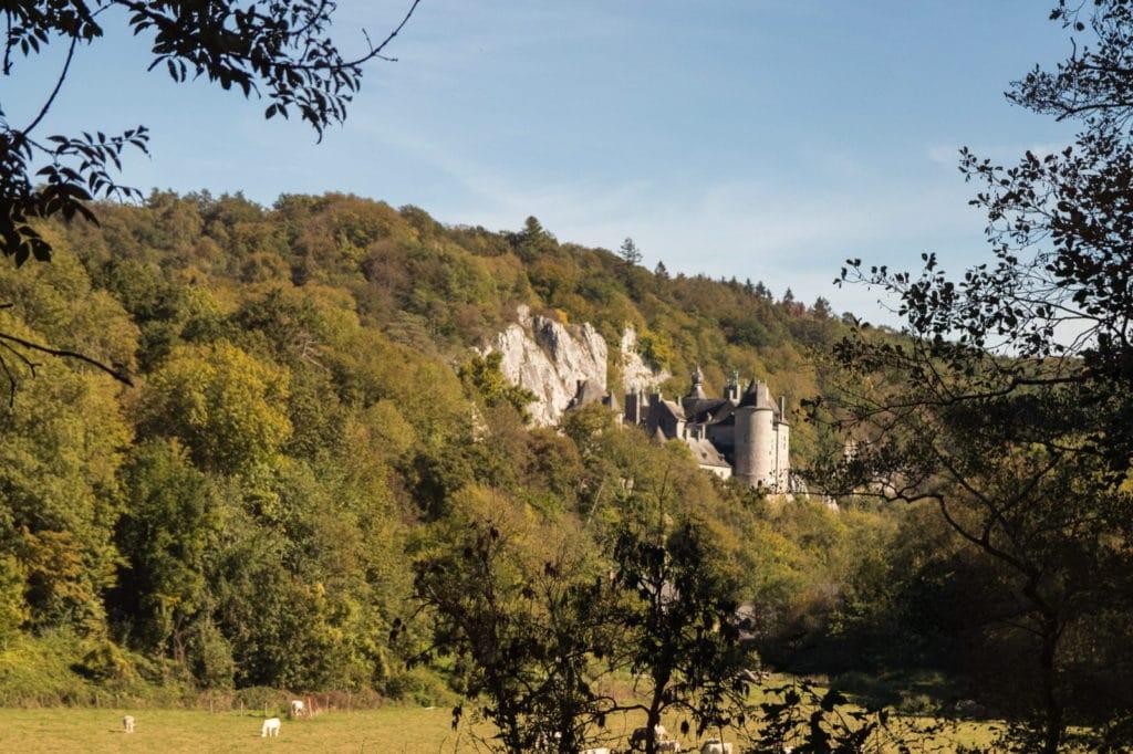 château des souverains - Wallonie