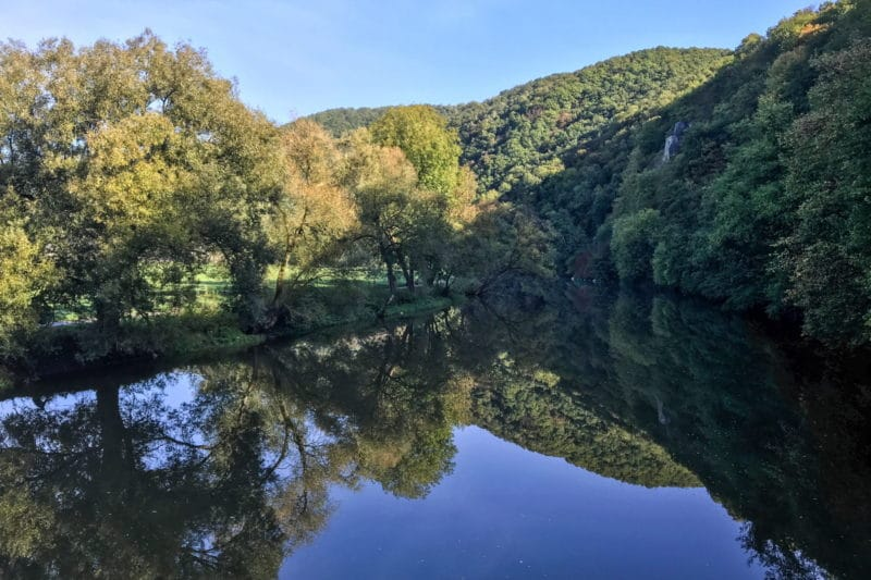 Ourthe - Echappée Belge - Wallonie