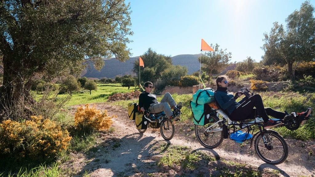 Foodorama, 40 000km  à vélo autour du monde pour l'alimentation durable !