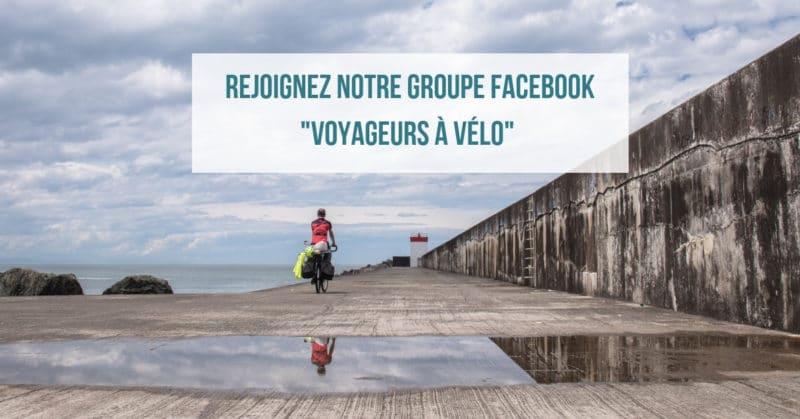 Groupe Facebook Voyageurs à vélo
