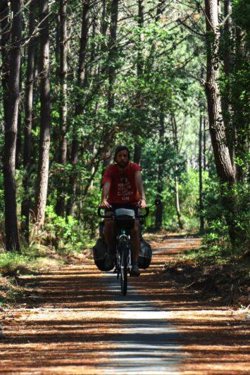 Gironde à vélo- Vélodyssée