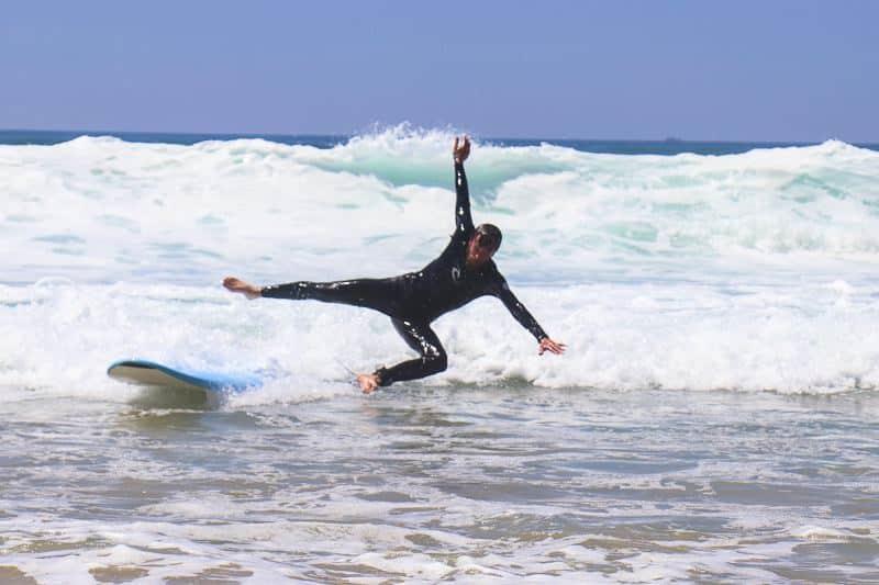 apprendre le surf en Gironde