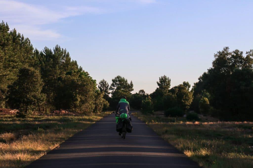 Entrainement - voyage à vélo et cyclotourisme