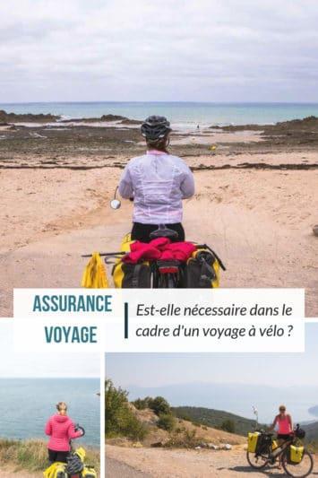 Choisir son assurance pour un voyage à vélo