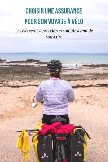 Assurance voyage à vélo