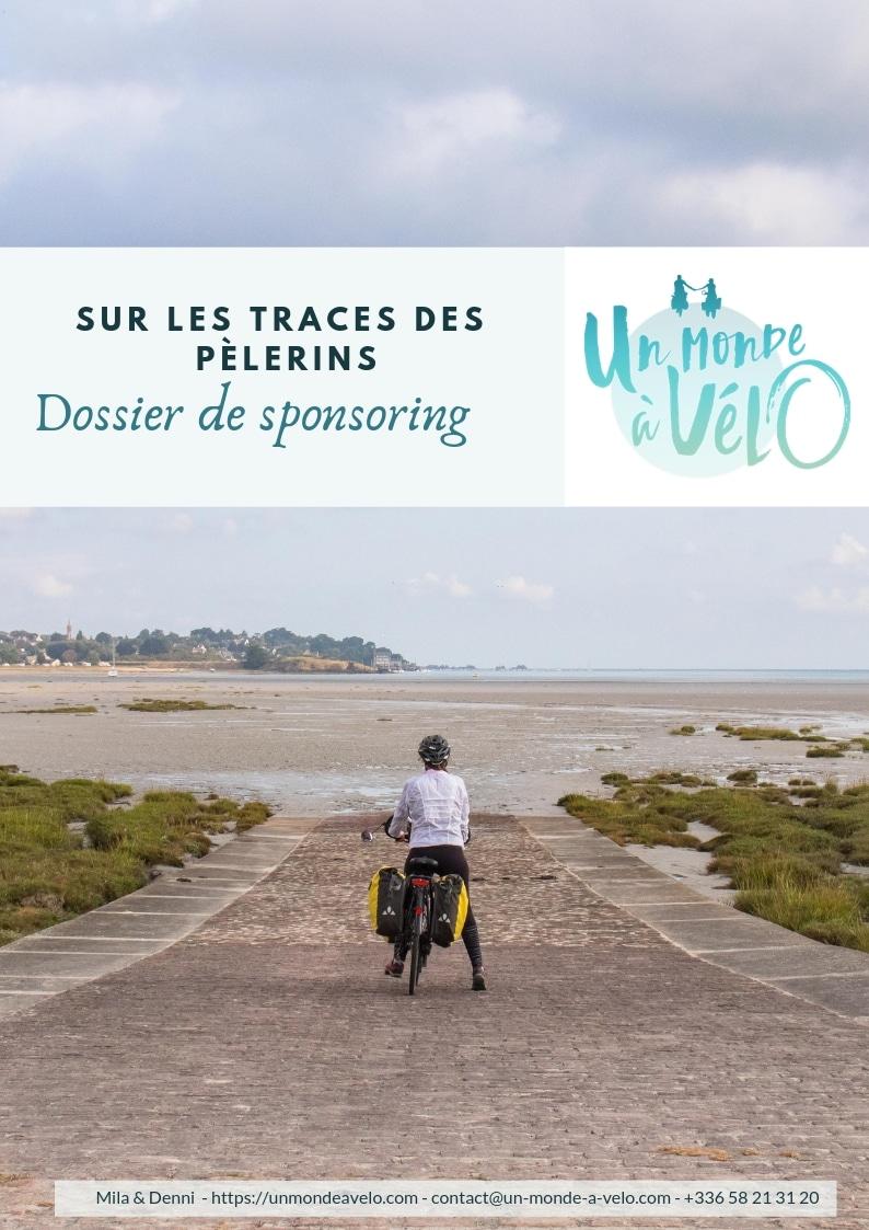 Dossier de sponsoring - Un Monde à vélo