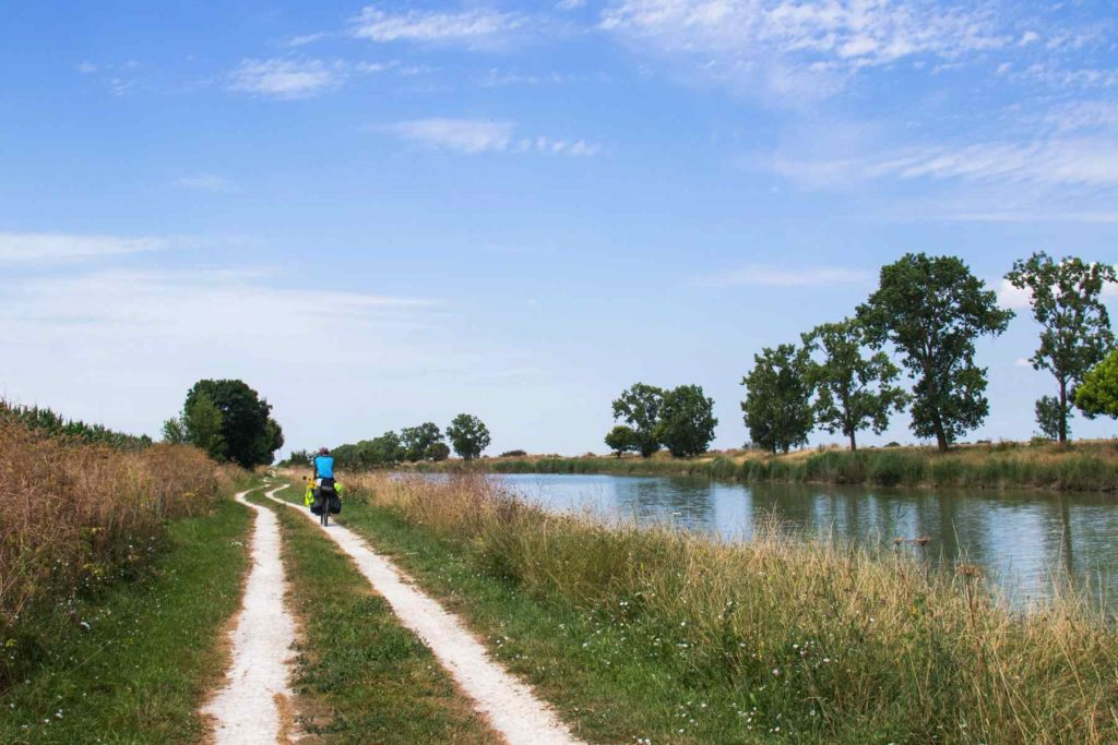 piste cyclable - Charente-maritime