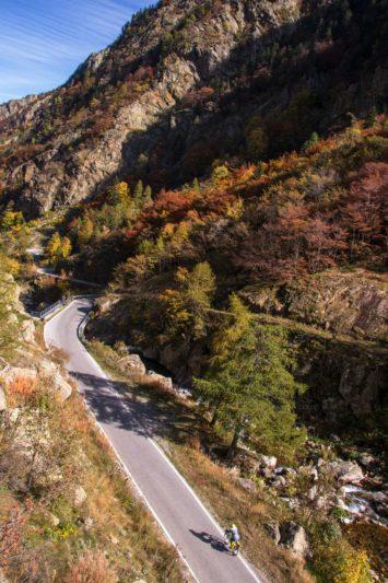 Piémont - Cyclotourisme