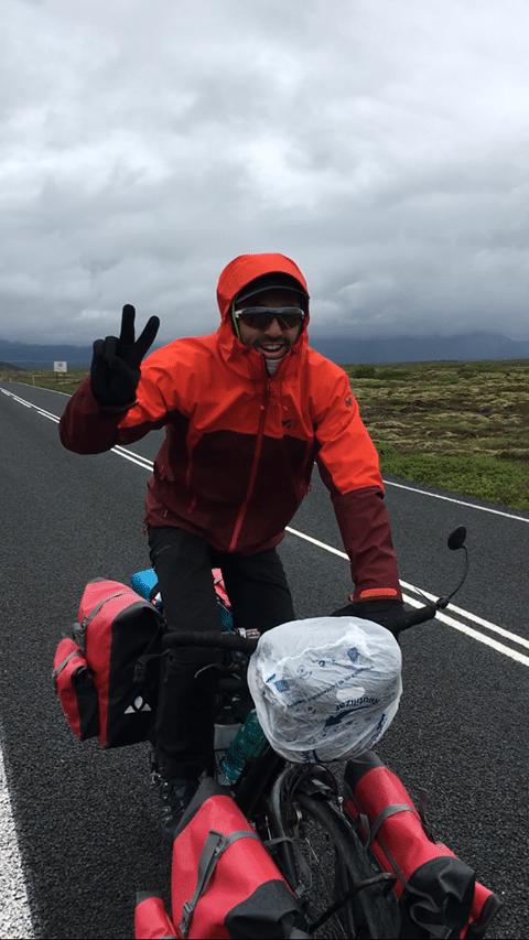 Islande à vélo - juillet 2018