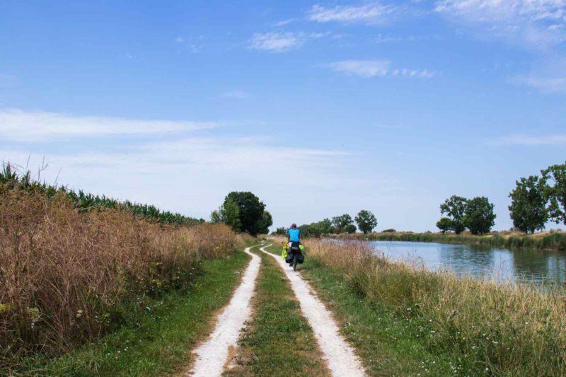 Piste cyclable - Vendée