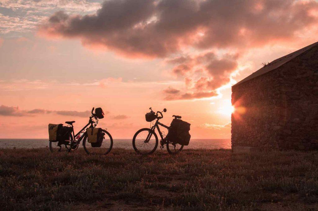 Coucher de soleil, Vendée