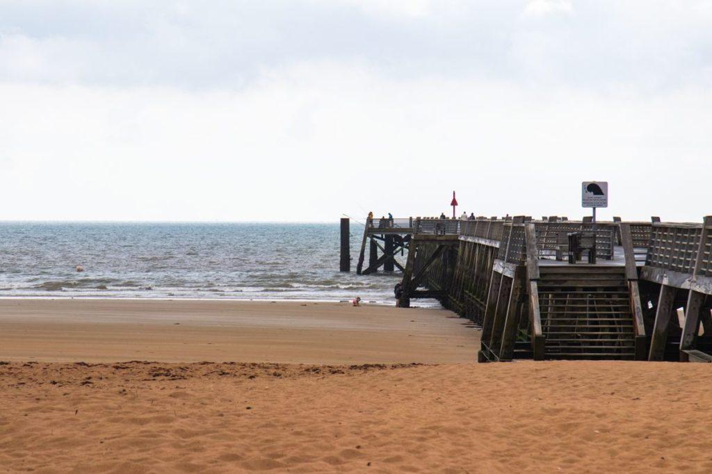 Jetée - embarcadère - Brem Sur Mer