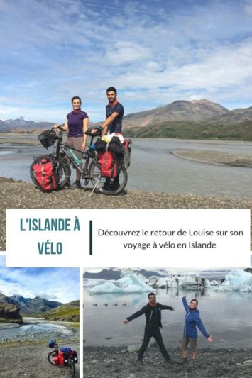 L'Islande à vélo racontée par Louise - découvrez l'Islande autrement