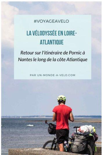 De Pornic à Nantes à vélo : dans la Loire-Atlantique sur la Vélodyssée