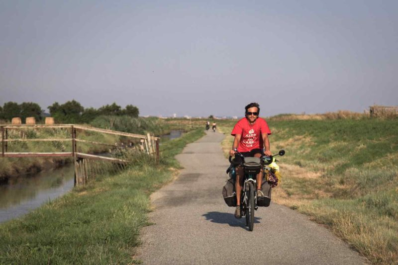 Denni loire à vélo - Loire-Atlantique