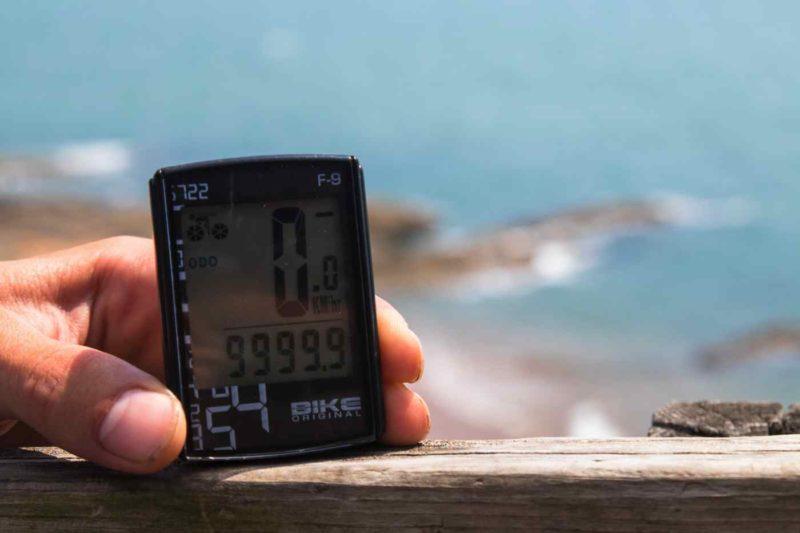 9999 km à vélo