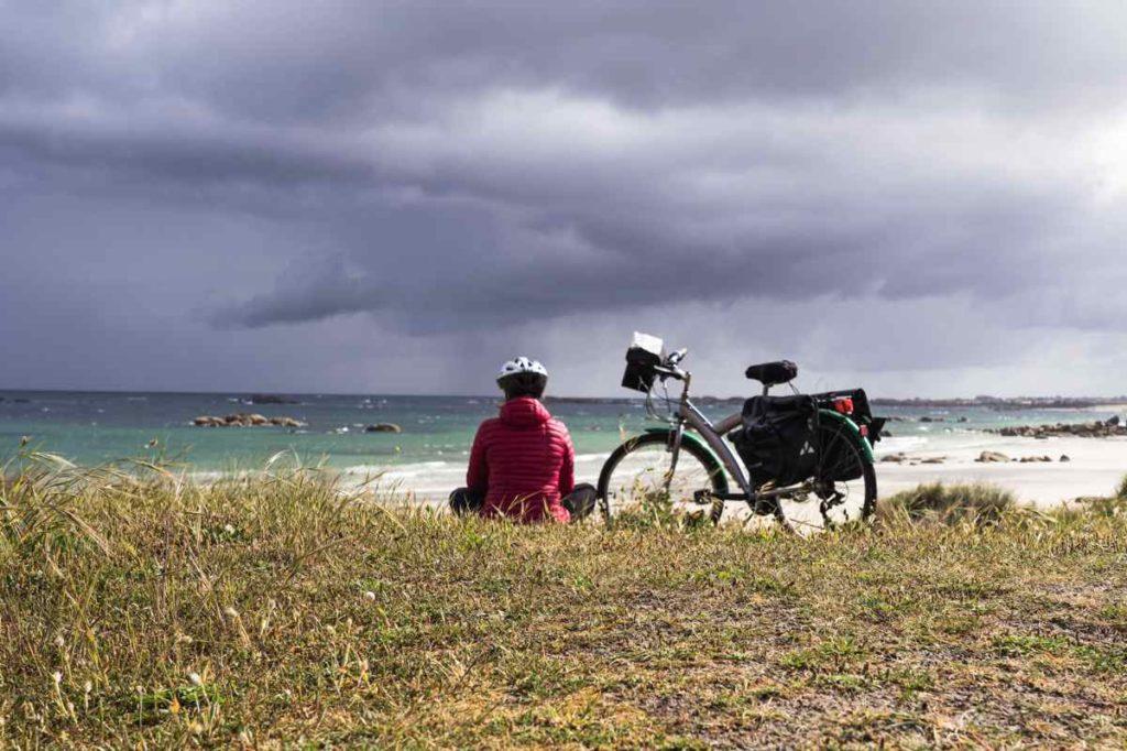 Kerlouan - voyage à vélo