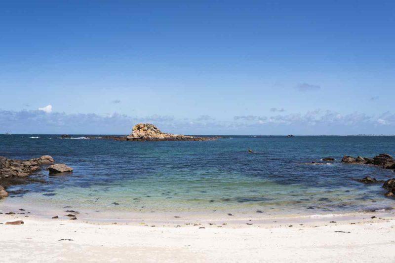 Pointe presque'île Korejou