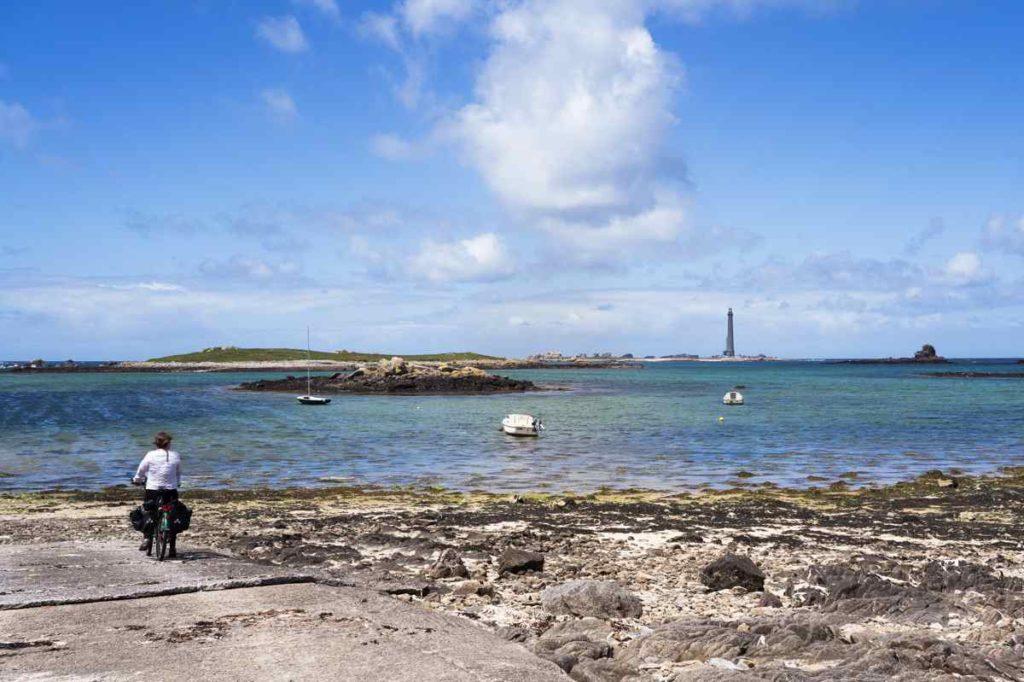 La Littorale - phare de l'île Vierge
