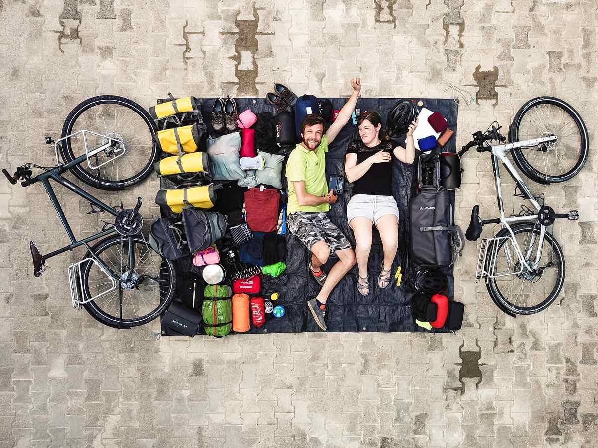 Review de l'essentiel de notre équipement de cyclotourisme après 13 000 km
